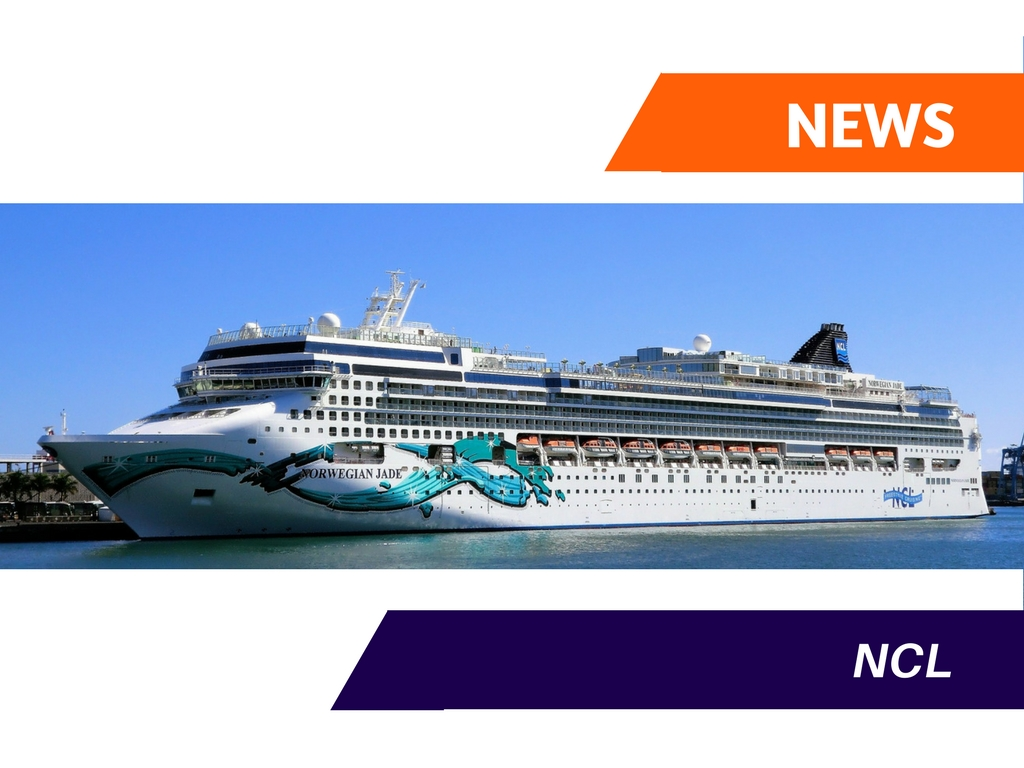Kiellegung Norwegian Encore